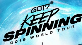 GOT7  KEEP SPINNING