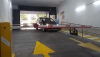 Parking Juan de Austria-Acceso