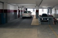 Parking Cercedilla 3-Accesos
