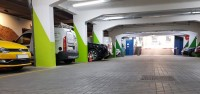 Parking Madrid Central Chueca