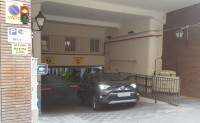 Reserva plaza de parking Madrid